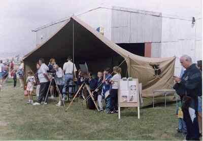 Letecký den 2001